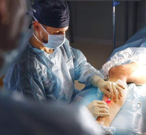 Клиника флебологии и сосудистой хирургии в Киеве - забота о здоровье ваших ног