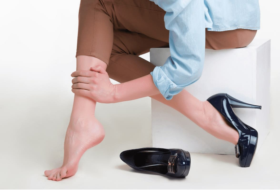 ☑️ хроническая венозная недостаточность